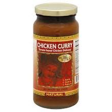 Chicken Curry, 6 of 16.5 OZ, Mr Kooks