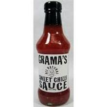Sweet Chilli Sauce, 6 of 13 OZ, Grama'S