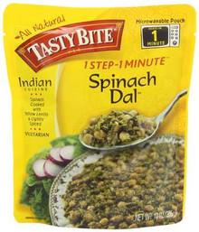 Spinach Dal, 6 of 10 OZ, Tasty Bite