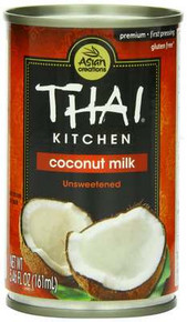Coconut Milk, 24 of 5.46 OZ, Thai Kitchen