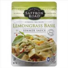 Lemongrass Basil, 8 of 7 OZ, Saffron Road