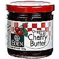 Cherry Butter, Montmorency Tart, 8 OZ, Eden Foods