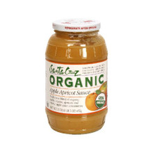 Apple Apricot, 12 of 23 OZ, Santa Cruz Organic