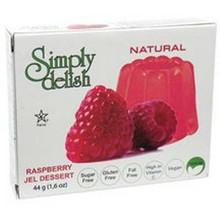 Raspberry, 6 of 1.6 OZ, Simply Delish