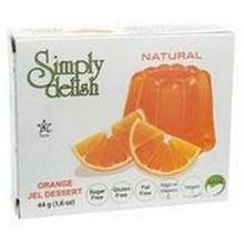 Orange, 6 of 1.6 OZ, Simply Delish