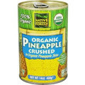Pineapple, Crushed, 6 of 14 OZ, Native Forest