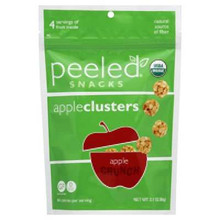 Apple Cluster, Apple Crunch, 12 of 2.1 OZ, Peeled