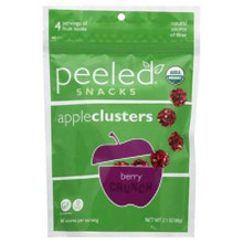 Apple Cluster, Berry Crunch, 12 of 2.1 OZ, Peeled