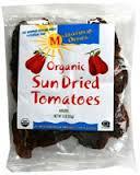 Sun-dried Tomatoes, 12 of 3 OZ, Mediterranean Organic