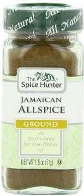 Allspice, Ground, Jamaican, 6 of 1.8 OZ, Spice Hunter
