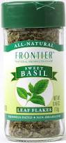 Basil Leaf, Sweet, 0.48 OZ, Frontier Natural Products