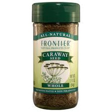 Caraway Seed, Whole, 1.9 OZ, Frontier Natural Products