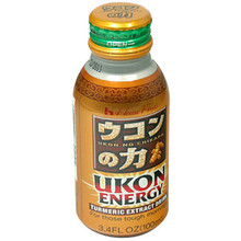 Ukon Energy Drink 3.4 oz  From House Foods