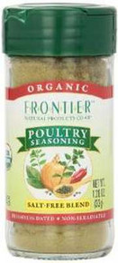 Poultry Seasoning, 1.2 OZ, Frontier Natural Products