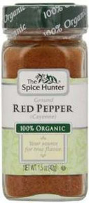 Cayenne, Ground, 6 of 1.5 OZ, Spice Hunter