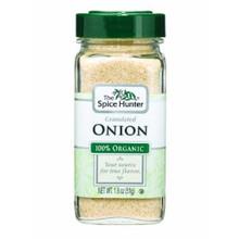 Onion, Granulated, 6 of 1.8 OZ, Spice Hunter