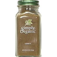 Cumin, 6 of 2.31 OZ, Simply Organic