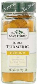 Turmeric, Ground, 6 of 2 OZ, Spice Hunter