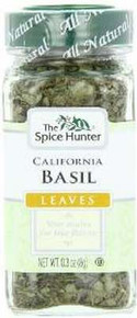 Basil, California , 6 of 0.3 OZ, Spice Hunter