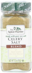 Celery Sea Salt Blend, 6 of 3.3 OZ, Spice Hunter
