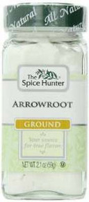 Arrowroot, Ground, 6 of 2.1 OZ, Spice Hunter