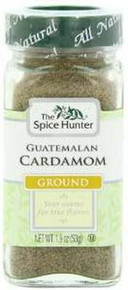 Cardamom, Ground, 6 of 1.9 OZ, Spice Hunter