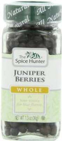 Juniper Berries, 6 of 1.3 OZ, Spice Hunter