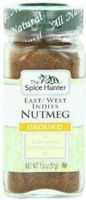 Nutmeg, Ground, 6 of 1.8 OZ, Spice Hunter