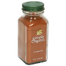 Cinnamon, 6 of 2.45 OZ, Simply Organic