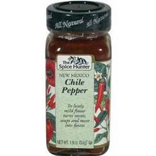 Chili Pepper, New Mexico, 6 of 1.9 OZ, Spice Hunter