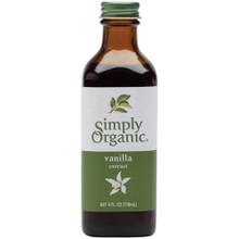 Vanilla Extract, 6 of 4 OZ, Simply Organic