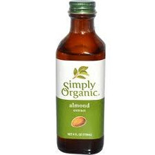 Almond Extract, 6 of 4 OZ, Simply Organic