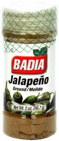 JALAPENO GROUND , 12 of 2 OZ, Badia Spices