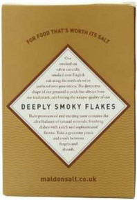 Flakes, Smoked Sea Salt, 6 of 4.4 OZ, Maldon Crystal Salt Co