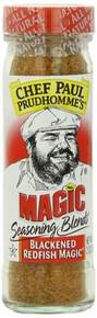 Blackened Redfish Magic, 6 of 2 OZ, Magic Seasonings