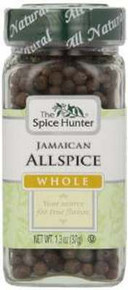 Allspice, Whole Jamaican, 6 of 1.3 OZ, Spice Hunter