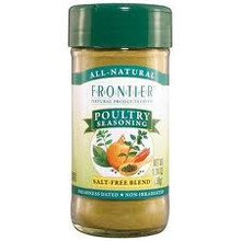 Poultry Seasoning , 1.34 OZ, Frontier Natural Products