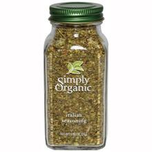 Italian Seasoning, 6 of 0.95 OZ, Simply Organic