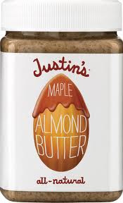 Almond Butter, Maple, Blend, 6 of 16 OZ, Justin'S