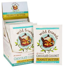 Chocolate Coconut, 10 of 1.15 OZ, Wild Friends