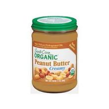 Creamy, Dark Roasted, 12 of 16 OZ, Santa Cruz Organic