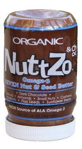 Chocolate, Crunchy, 6 of 16 OZ, Nuttzo