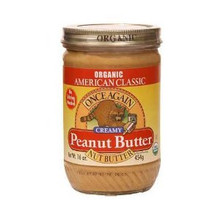 Peanut, American Classic, Smooth, 12 of 16 OZ, Once Again