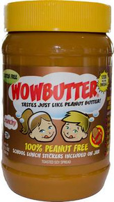 Crunchy, 6 of 17.6 OZ, Wowbutter
