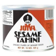 Tahini (Tins), 12 of 15 OZ, Joyva