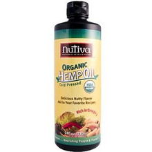 Hempseed Oil, 24 OZ, Nutiva