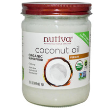 Extra Virgin, 6 of 15 OZ, Nutiva