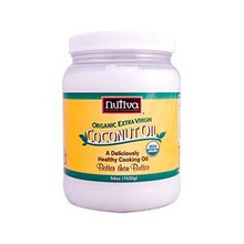 Coconut Oil, Extra Virgin, 54 OZ, Nutiva