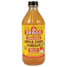 Apple Cider, Unfiltered, 12 of 16 OZ, Bragg