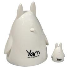 Yam Air Freshener White  From AFG